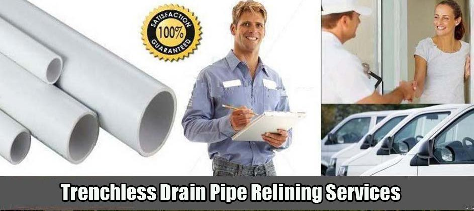 Trenchless Sewer Services Drain Pipe Lining