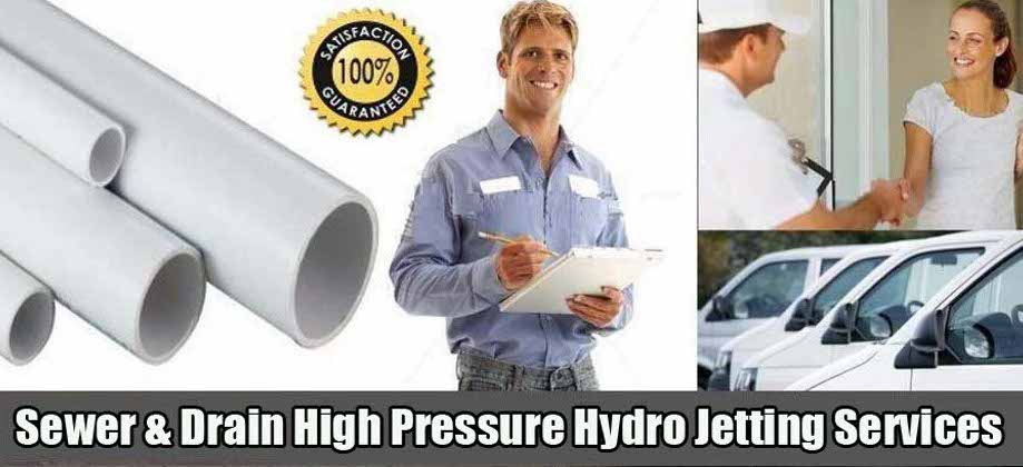 Trenchless Sewer Services Hydro Jetting